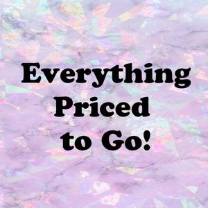 Low Prices on NEW Items